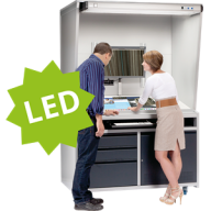 LED Virtual proofStation